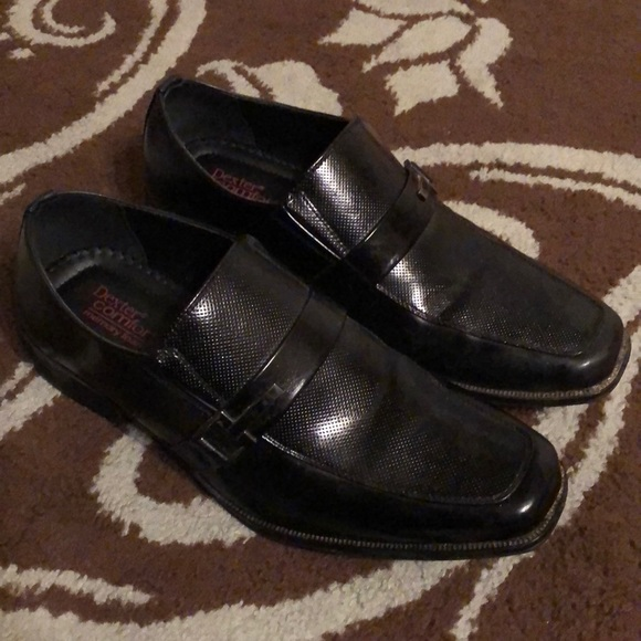 Dexter Other - 🎩 Men's Black Loafers 🎩